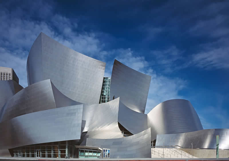 Frank Gehry Disney
