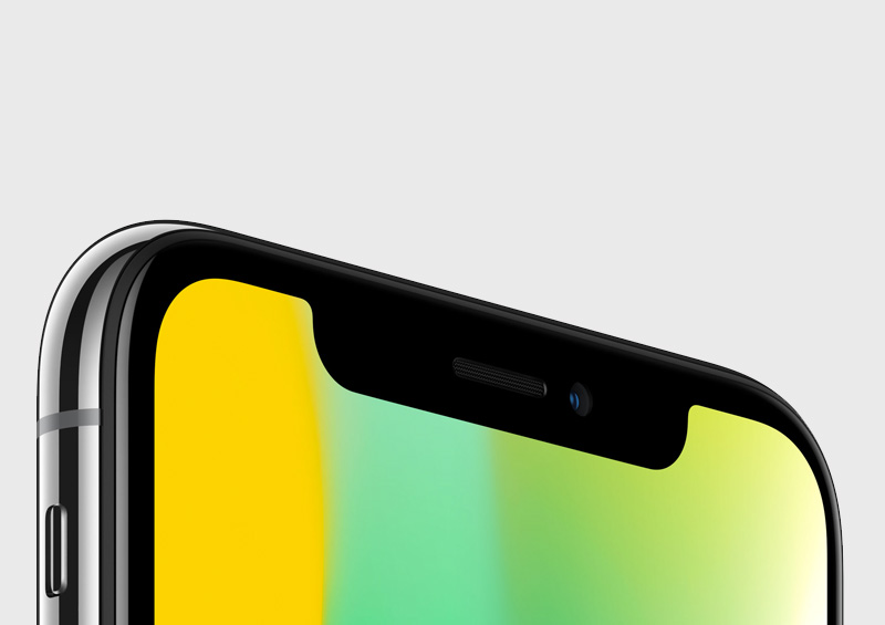 iPhone X website thumbnail